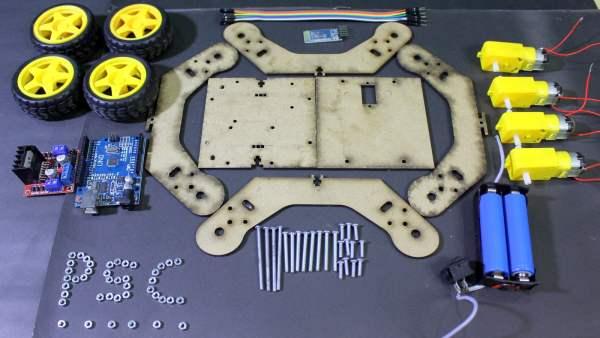 DIY Robotic Kit