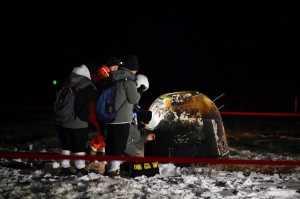 China recupera amostras da lua Chang'e-5 após missão complexa de 23 dias