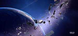 A Aerospace Corp. levanta questões sobre poluentes produzidos durante a reentrada de satélites e foguetes