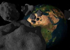 Misterioso asteroide do tamanho de um planeta anão está vagando em nosso sistema solar