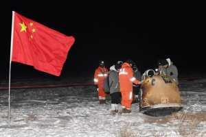 China afirma que irá compartilhar parte das amostras lunares com cientistas de outros países