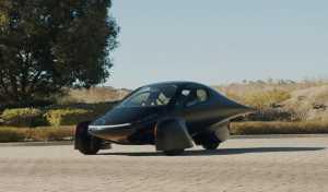 Veículo elétrico autocarregável impresso em 3D?