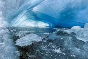 Derretimento global do gelo se desenvolve de acordo com a pior previsão