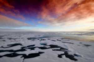 Alerta sobre vazamento ativo de gás metano do fundo do mar na Antártica