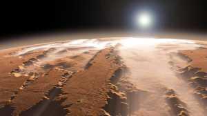 Mineral marciano é encontrado nas profundezas do gelo da Antártida