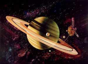 Faz 18 anos do último sinal fraco recebido na Terra pela sonda Pioneer 10 da NASA