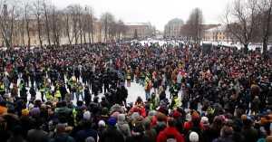 Protestos na Rússia: mais de 5.000 apoiadores de Alexei Navalny foram presos