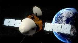 A sonda Tianwen-1 da China entrou na órbita do planeta Marte nesta quarta-feira