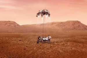 Por que a NASA não está liberando imagens RAW da Perseverance?