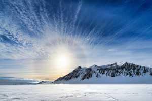 Cientistas descobrem evidências do impacto de um asteroide na Antártida há 430.000 anos