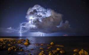 Os relâmpagos desempenharam um papel vital nas origens da vida na Terra