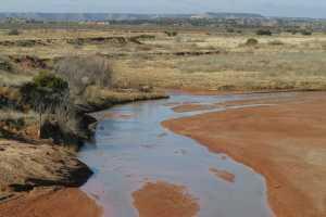 50% dos Rios da Terra realmente ficam parados ou ficam secos todos os anos
