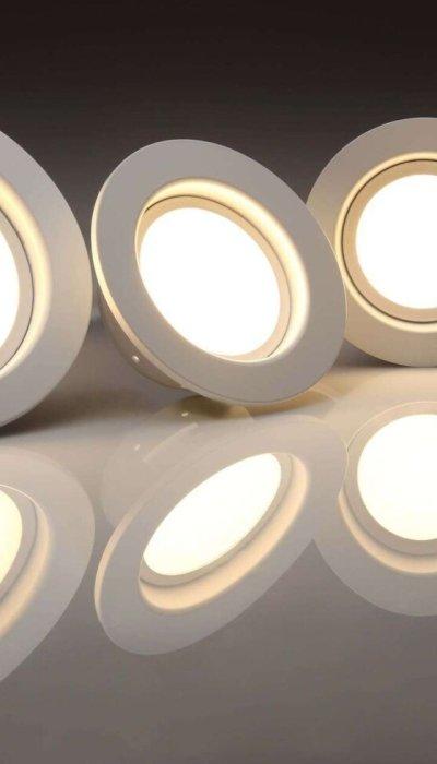 Benefícios para a saúde da iluminação LED