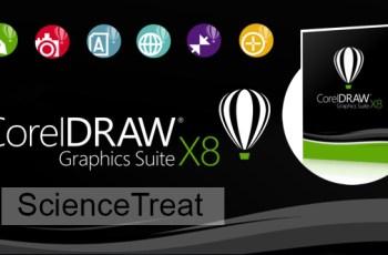CorelDraw X8 free download 2019