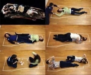 Titanic FLoating