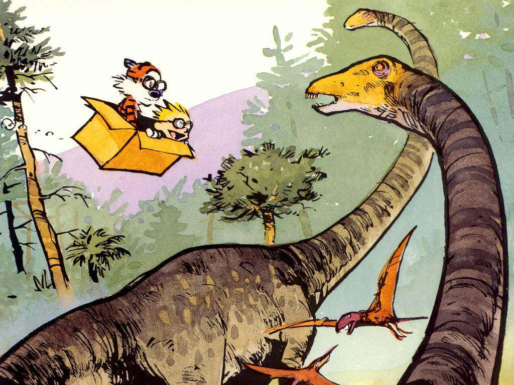 Visual Languages in Calvin and Hobbes