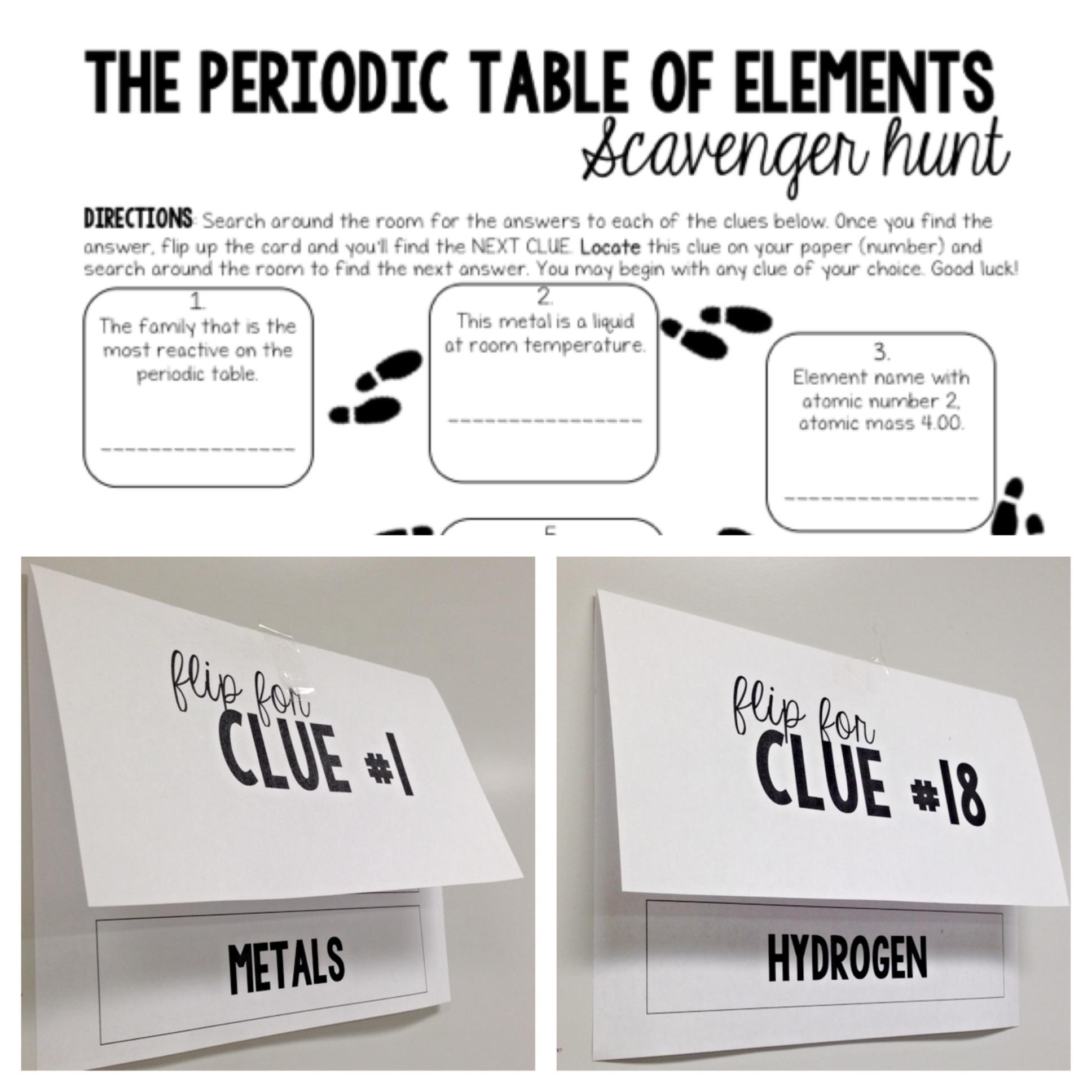 Periodic Practice