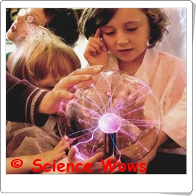 Fun Friday – Static Electricity