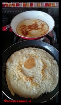 Pancakes for dinner?