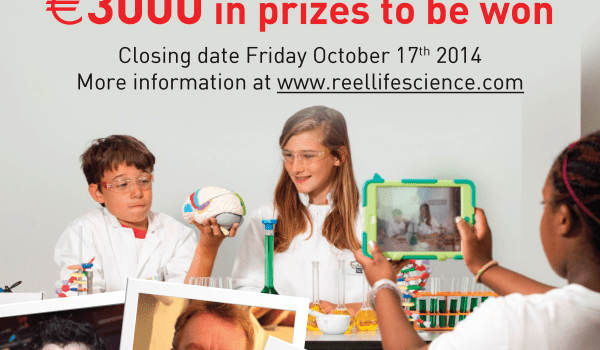 Reel Life Science Video Competition for Schools