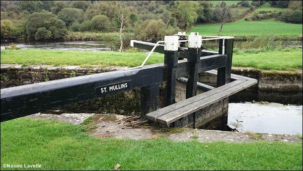 St Mullin's lock