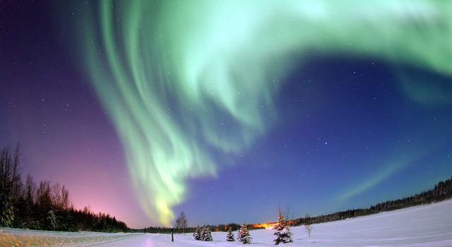 Aurora borealis and Aurora australis – how are they formed?