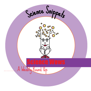 Science Snippets -A top five round up of recent science news