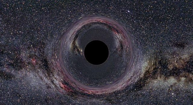 Breakfast, black holes and spaghettification