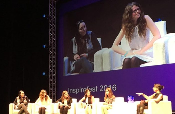 Inspirefest - Next generation - outbox - panel