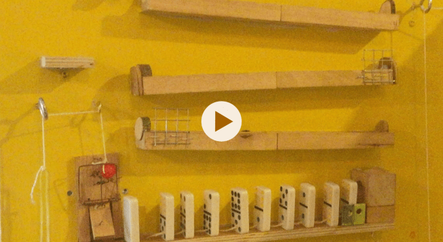 Introducing our Amazing Energy Machine – a Rube Goldberg machine with a difference