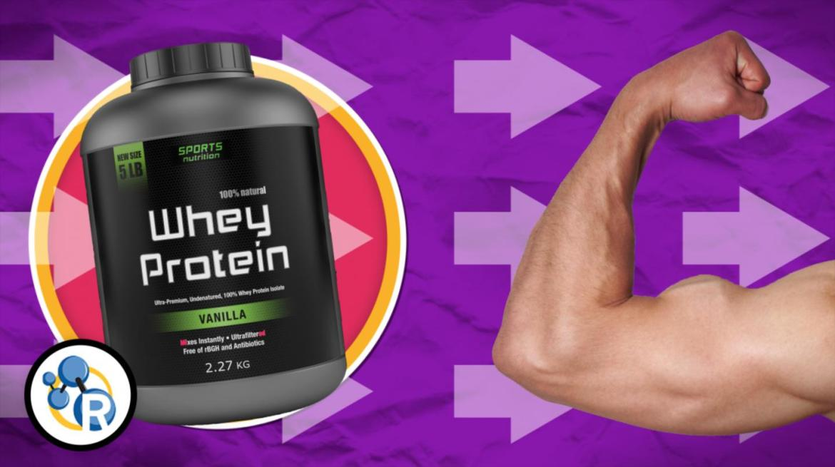 How much protein do you need to build muscle? (video)