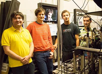 the dark energy group members