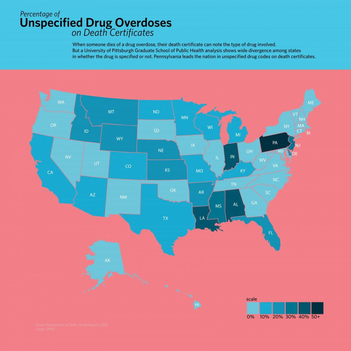 70k Opioid Related Deaths Likely Went Unreported Due To Incomplete