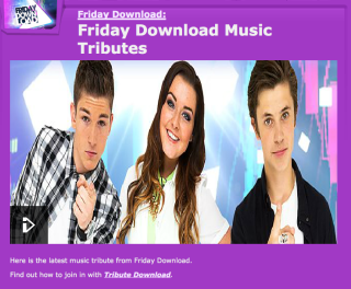 http://www.bbc.co.uk/cbbc/articles/friday-download-music-tributes