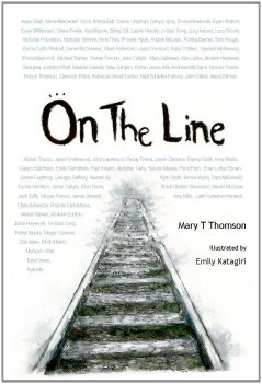 On the Line Cover Whitewater publishing Sciennes 2010