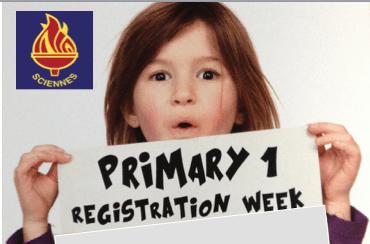 P1 Registration Week
