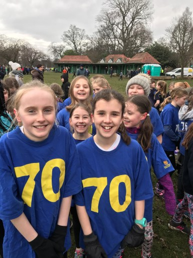 EPSSA Meadows Cross Country 2018