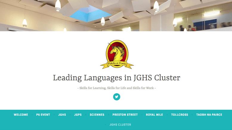 1+2 JGHS Cluster