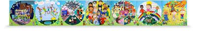 UNCRC panel artwork