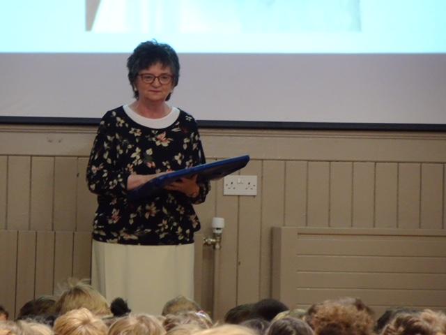 Mrs Ruth McVicker