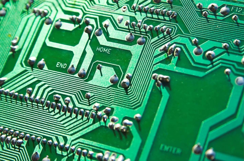 board chip circuit circuit board