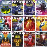 BBC Focus - 2016 Full Year Collection