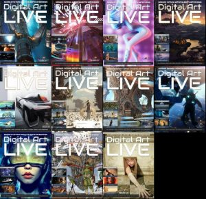 download Digital Art Live – Full Year 2017 Collection