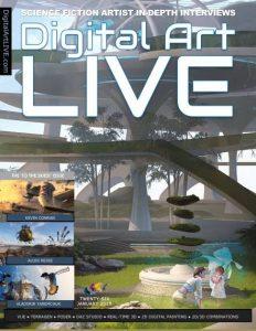 Digital-Art-Live-Issue-26-January-2018-232x300 Digital Art Live - Issue 26, January 2018