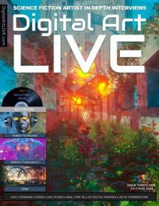 Digital-Art-Live-July-232x300 Digital Art Live - July/August 2018