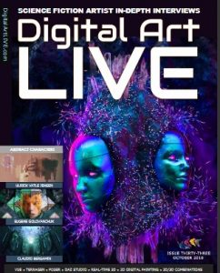 download Digital Art Live - October 2018