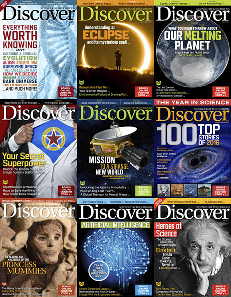 Discover-USA-2017-Full-Year Discover USA - 2017 Full Year Issues Collection
