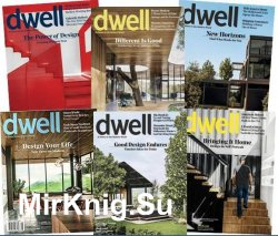 Dwell-Magazine-2018-Full-Year-Issues-Collection Dwell Magazine - 2018 Full Year Issues Collection