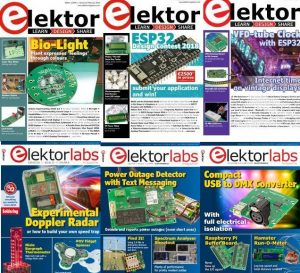 download Elektor USA - Full Year 2018 Collection