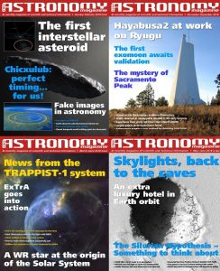 download Free Astronomy 2018 Full Year Collection